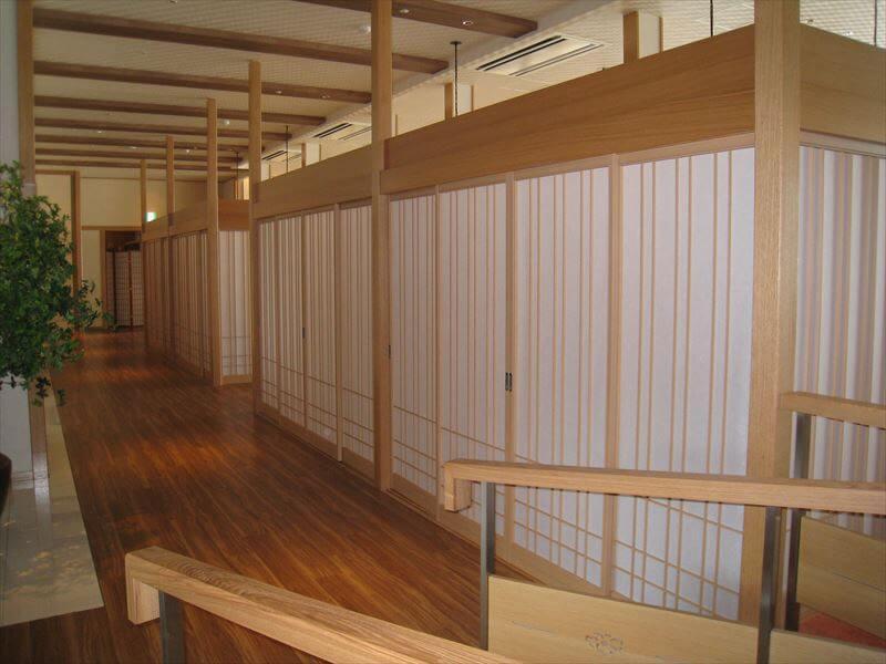 アルミ製建具「アル木」の施工事例