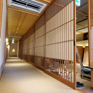 尾道旅館施工事例